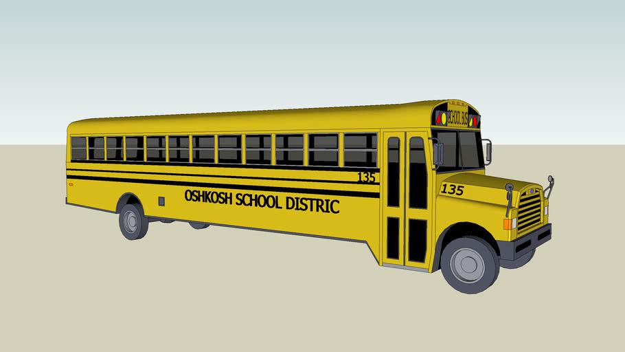 Oshkosh Bus