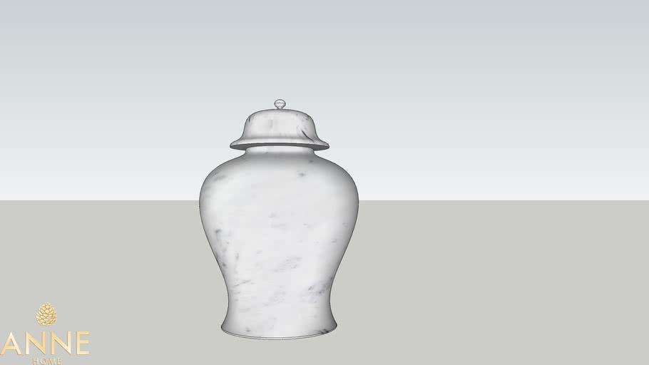 Potiche Marble