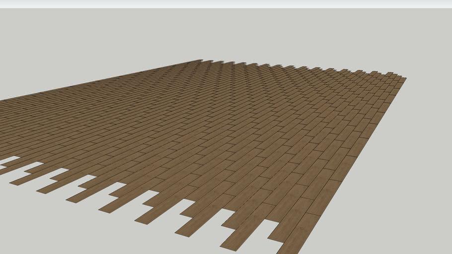 Laminátová podlaha 250x1500