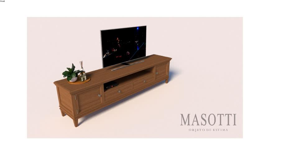 Rack Coleção Masotti MAS.370.2 220 F15