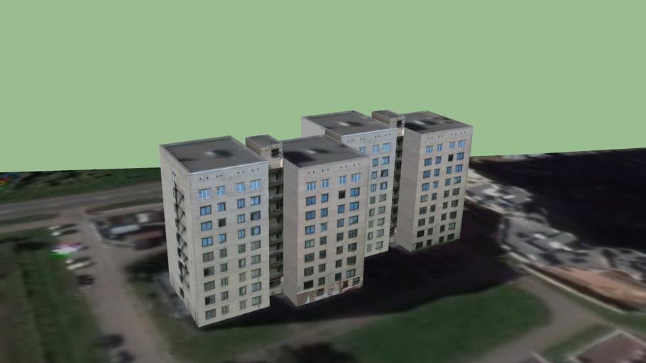 улица Малая Балканская, 3 корпус 2, Санкт-Петербург