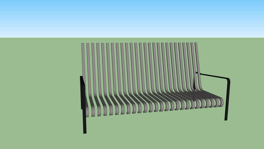 Modern Bench.