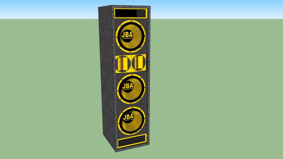 JBA TOWER SPEAKER 3.1