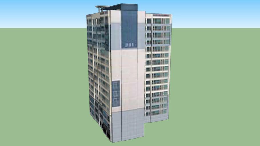 The Incheon Free Economic Zone Songdo Area - Building183