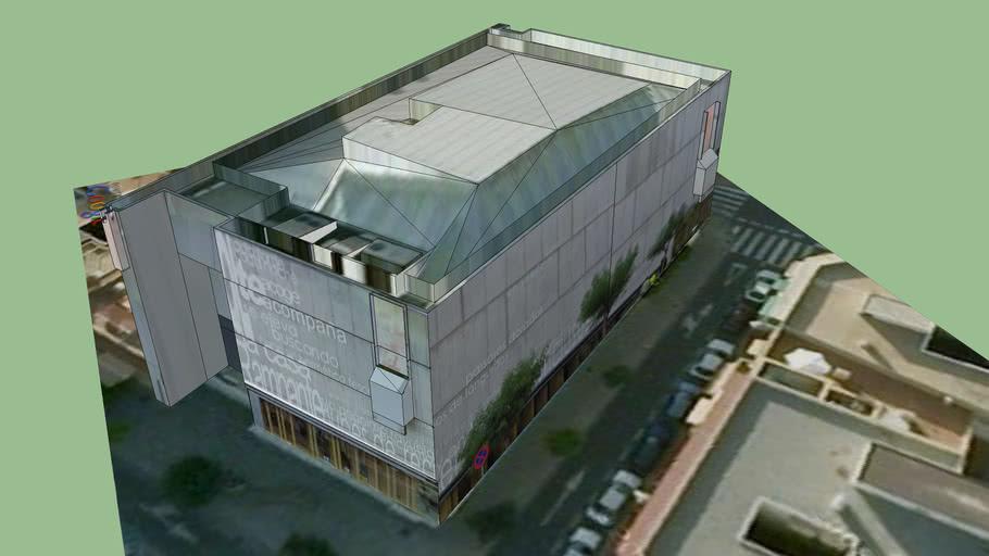 Bibloteca Municipal de San Vicente del Raspeig