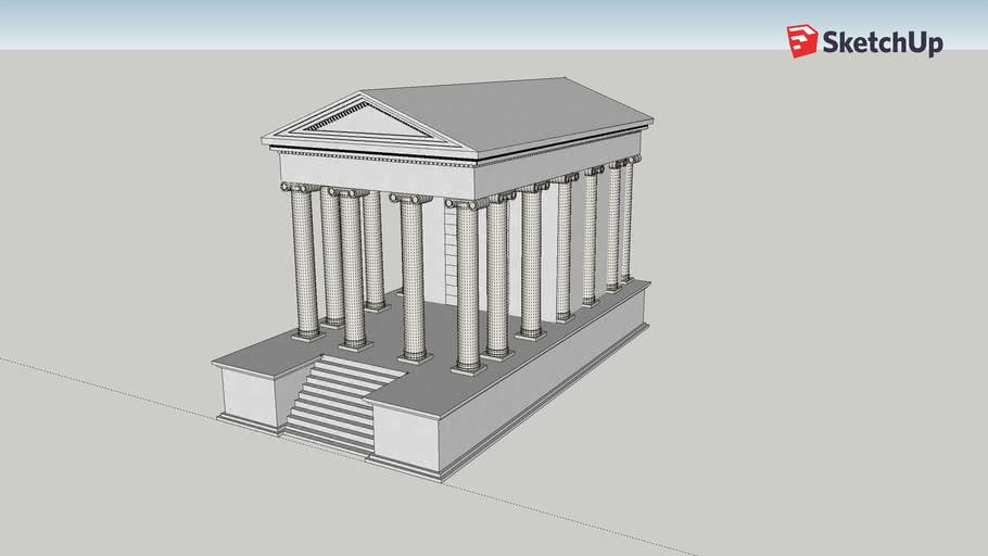 Temple of Fortuna Virilis (Portunus)