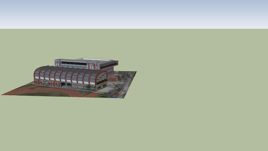 海洋大學體育館