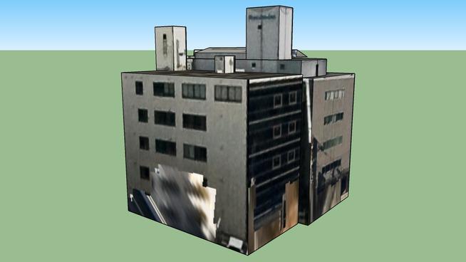 此建築物位於 日本, 福岡
