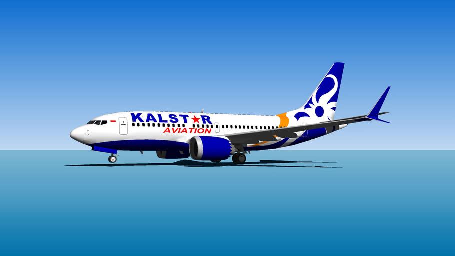 KALSTAR Boeing-737 MAX-7