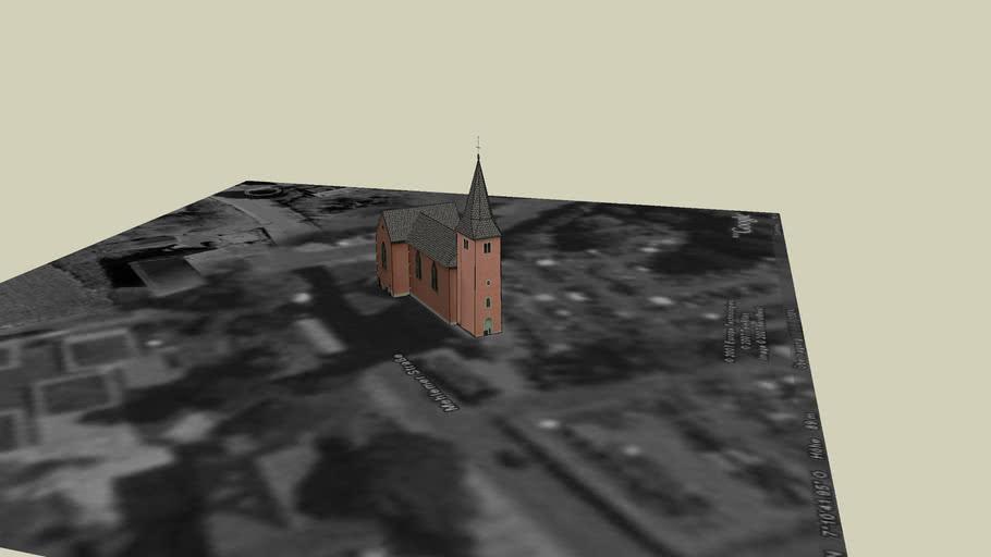 Gereon-Kirche in Niederbachem
