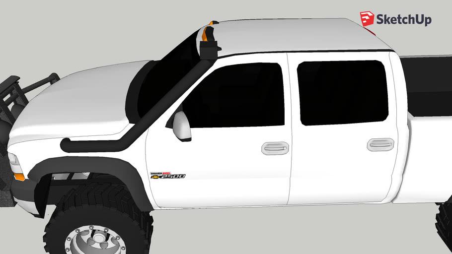 Chevy duramax 2001 4x4