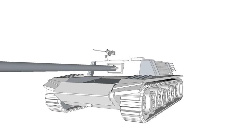 Tank . prototype `53