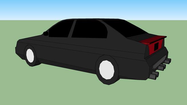 Google Sedan (Sport Edition)