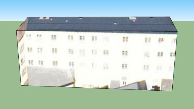 Bygningsmodell