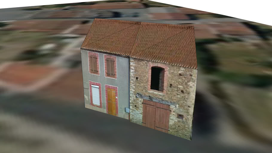 13, rue du lieutenant Lacoste, 87300 Peyrat de Bellac