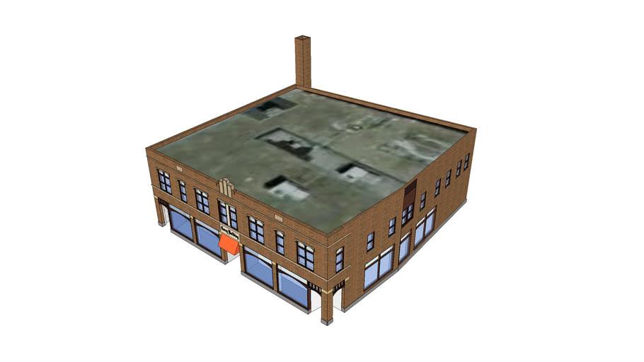 Carey Building Ithaca