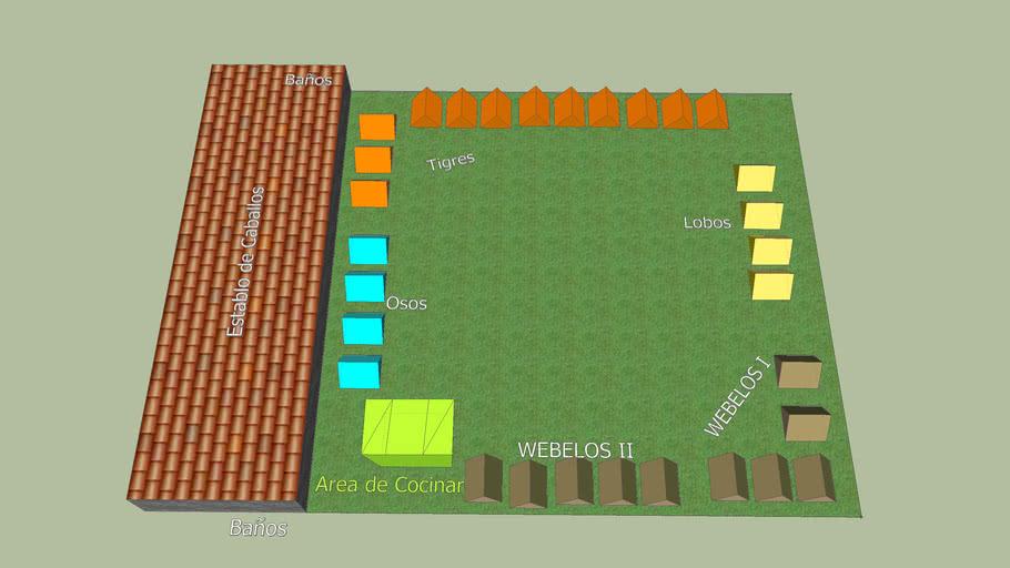 Hacienda Sabanera M42 Site Plan