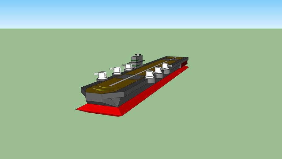 ryujo class space light carrier