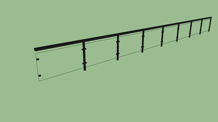 37+ Glass Railing Sketchup Warehouse