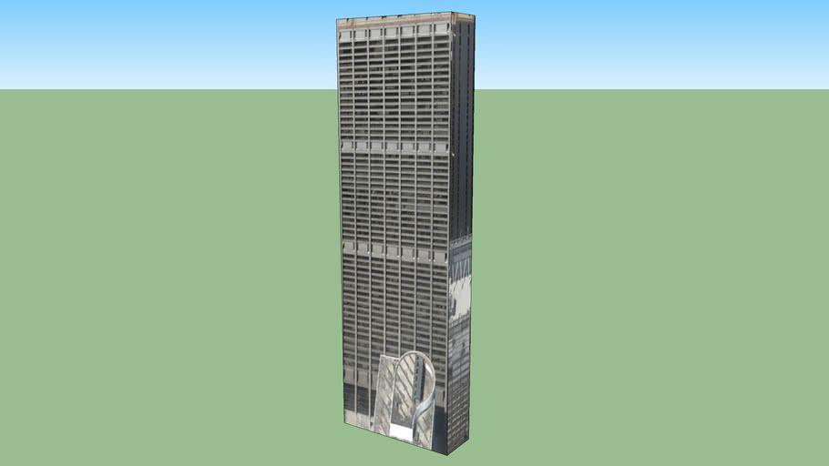 Gebäude in Chicago, Illinois, Vereinigte Staaten