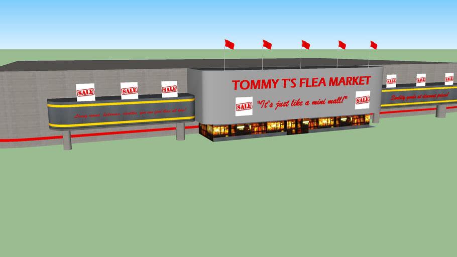 Tommy T's Flea Market!