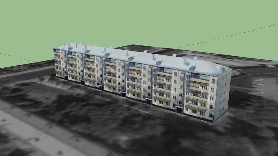 Пятиэтажный дом