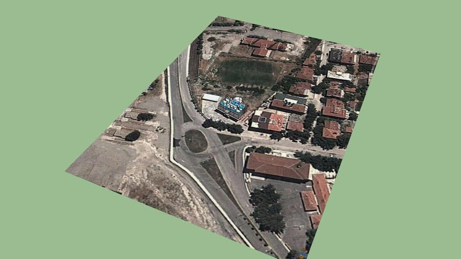 Burdur 112 Binası ve AFAD Yönetim Merkezi Tamer KURTMAN