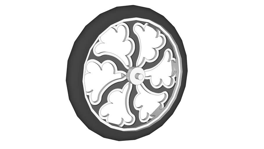 custom wheel 6