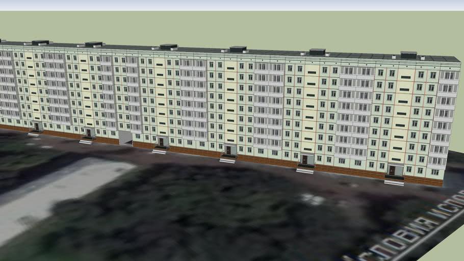 ЖКД проспект Ленинградский, 21