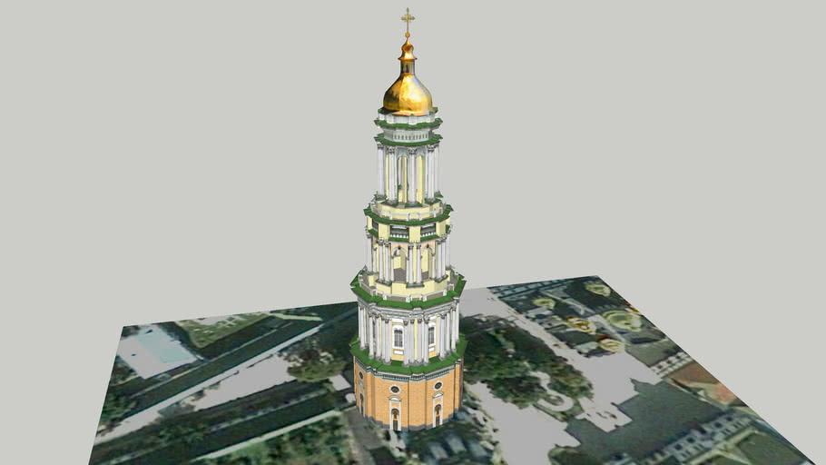 Great Lavra Belltower, Kiev, Ukraine