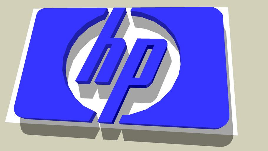 logotipo hp
