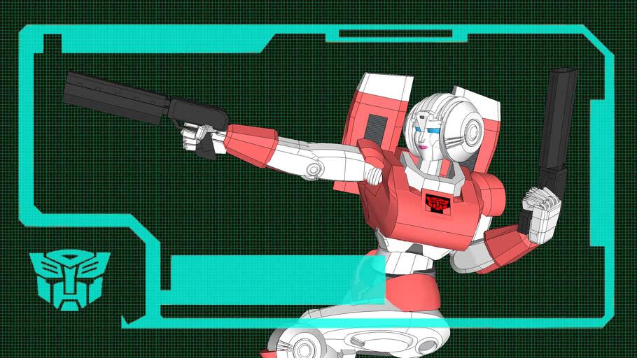 Female Autobot - Arcee