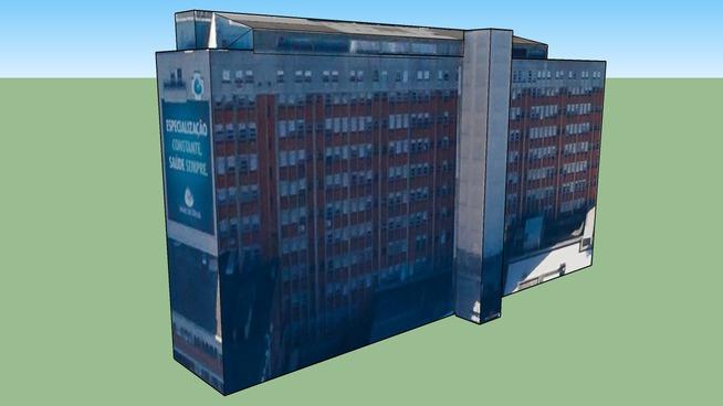Épület itt: Porto Alegre - Rio Grande do Sul, Brazília