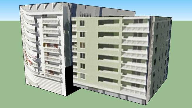 Edificio en Miami, FL, EEUU