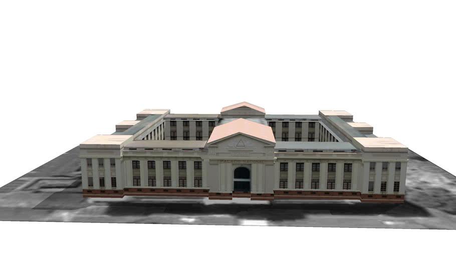 Palacio Nacional De Nicaragua (Palacio De La Cultura)