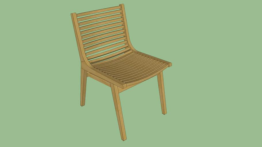 Cadeira Buriti Sem Braços