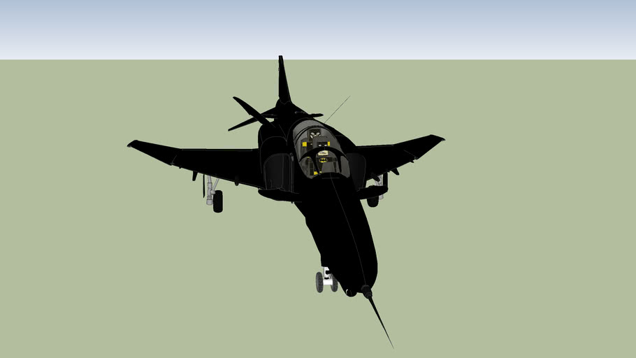 Batman In Batplane