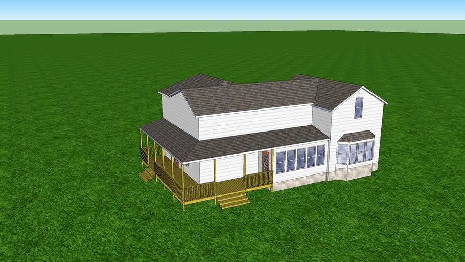Brook Farm House