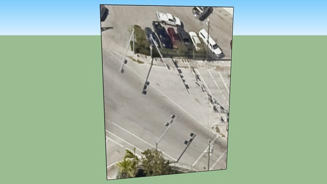 Miami, Florida, Birleşik Devletler adresindeki yapı