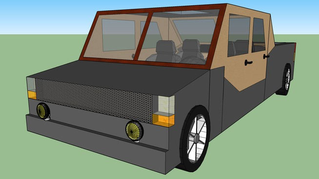 car (not finished)