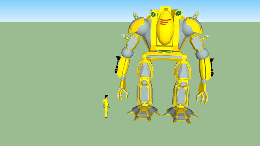snag got rich robot