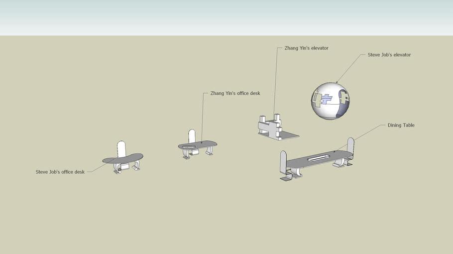DM-ARCH1101_EXP3_Jonathan_Walujono_SketchUPModels