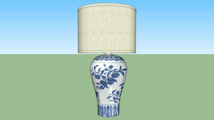 Abajour Oriental - Oriental Lamp
