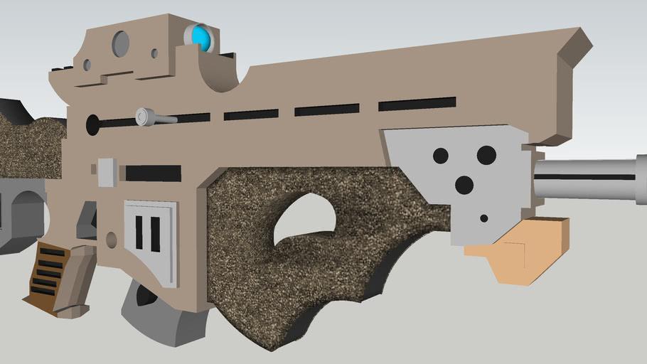 HVAS: 20-HS Light Machine Gun