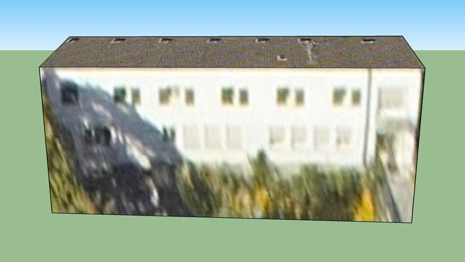Edifício da Zurique, Suíça