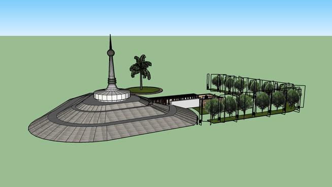 برج قوز التيك  ومتحف الجهاد مصراته