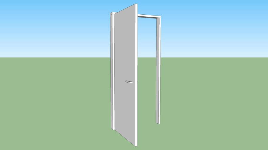 Porte 1 battant