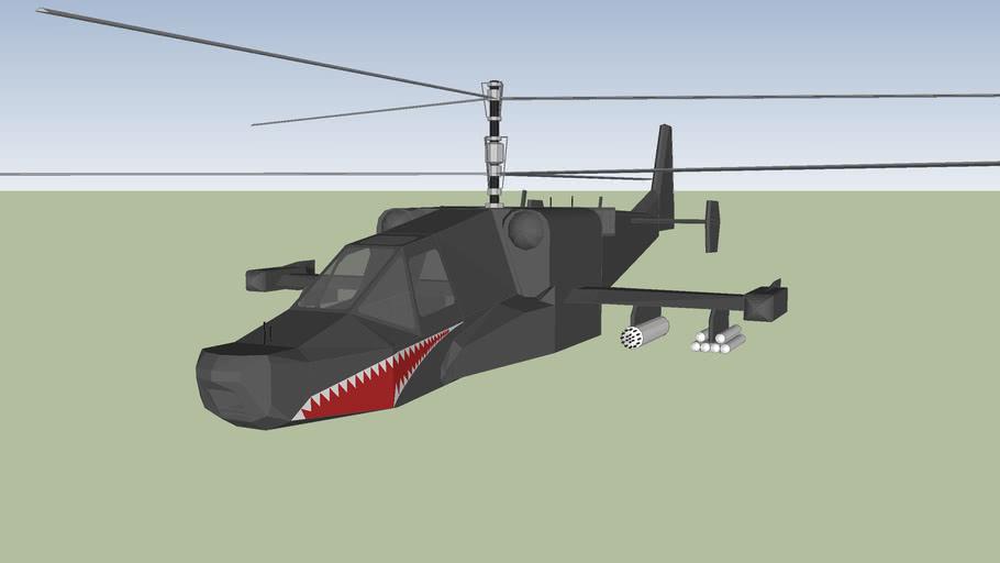 Kamov ka-50 Black Shark/Northeast Technology Center