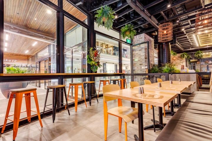 NHÀ HÀNG + BAR + CAFE