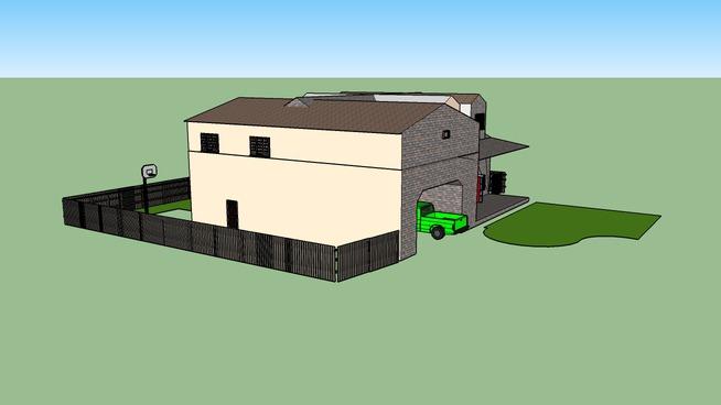 Nathan Tarbet House New